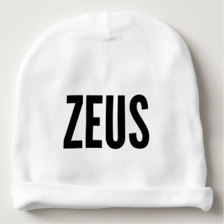 Zeus baby bestselling beanie baby beanie