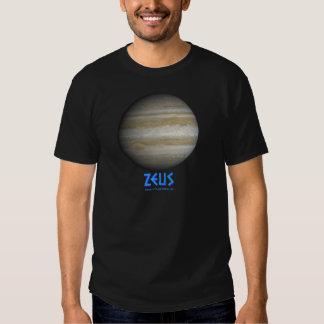 Zeus - Jupiter - God of Old Tee Shirts