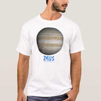 Zeus - Jupiter - Gods of Old T-Shirt