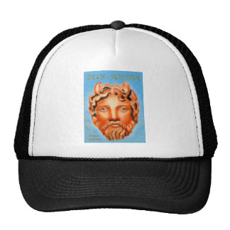 Zeus  - Jupiter Mesh Hat