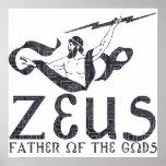 Zeus Posters