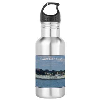 Zeus & Robert F. Deegan water bottle