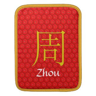 Zhou Monogram iPad Sleeve