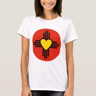 Zia Heart Symbol T-Shirt