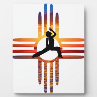 Zia Yoga Plaques