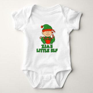 Zia's Little Elf Baby Bodysuit