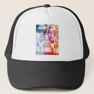 ZIEGFELD GLAMOUR TRUCKER HAT