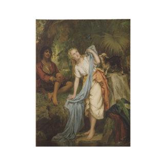 ZIEM, FÉLIX FRANÇOIS (Beaune 1821 - 1911 Paris) Le Wood Poster