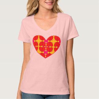 Zig-n-Zag Hearts T-Shirt