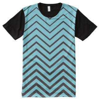 ZIG ZAG All-Over PRINT T-Shirt