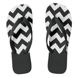 Zig Zag and Solid Pattern Thongs
