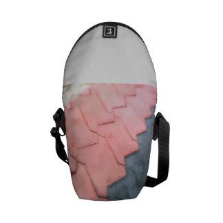 Zig Zag Design Messenger Bags
