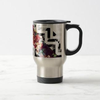 Zig zag Geometric Shapes Coffee Mugs