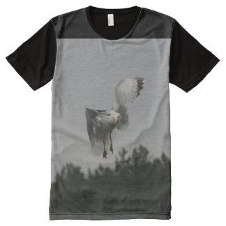 Zig Zag All-Over Print T-Shirt