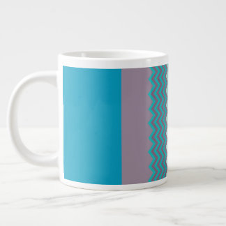 Zig Zag Large Coffee Mug