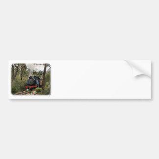 Zig Zag Loco No 1049 Baltic 9Y521D-027 Bumper Sticker