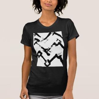 zig-zag match sticsk s t-shirt