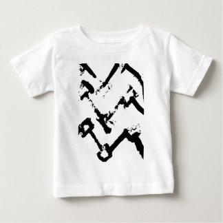 zig-zag match sticsk's baby T-Shirt