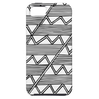 Zig Zag Pattern iPhone 5 Cases