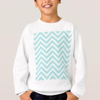 Zig Zag Pattern Sweatshirt