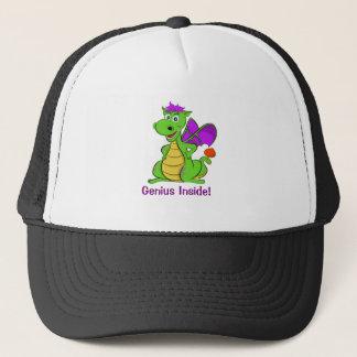 Ziggy Dragon Toddler Range Trucker Hat