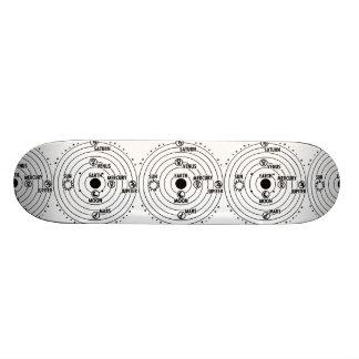 Zigzag 20 Cm Skateboard Deck