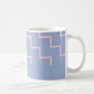 ZIGZAG COFFEE MUG