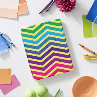 zigzag cover iPad cover