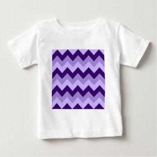 Zigzag I - Violet 1 Shirts