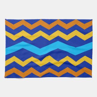 Zigzag Kitchen Towel
