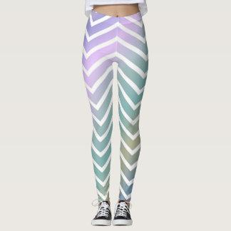 Zigzag leggings