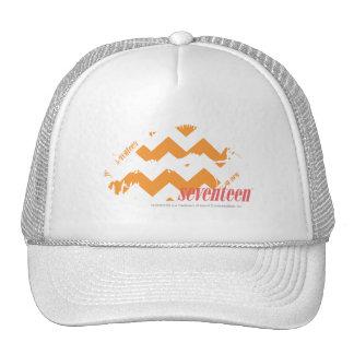 ZigZag Orange Cap