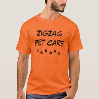 ZIGZAG PET CARE SHIRT