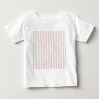 Zigzag Wide  - White and Dust Storm Tshirts