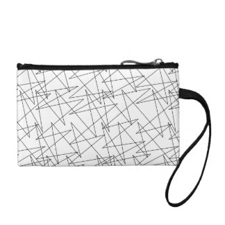 Zigzags Coin Purse