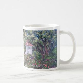 Zilker's Mabel Davis Rose Garden, Zilker Botani... Coffee Mug