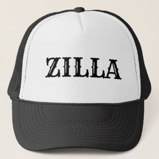 ZILLA TRUCKER HAT