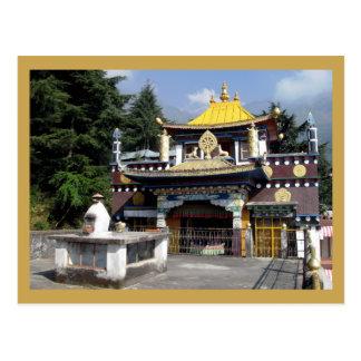 Zilnon Kagyeling Nyingma Monastery Postcard