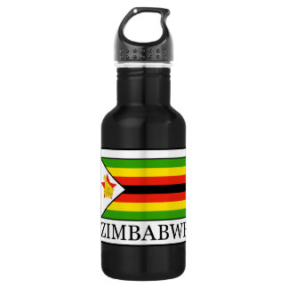 Zimbabwe 532 Ml Water Bottle