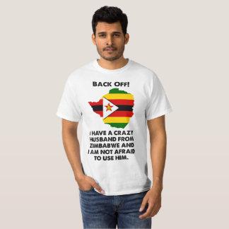 Zimbabwe Back Off T-Shirt