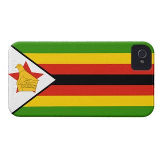 Zimbabwe Barely There™ iPhone 4 Case