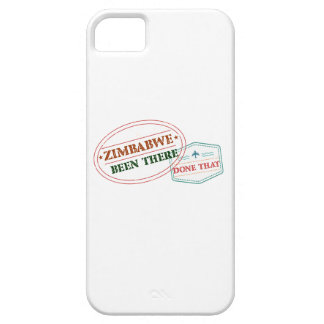 Zimbabwe Been There Done That Barely There iPhone 5 Case