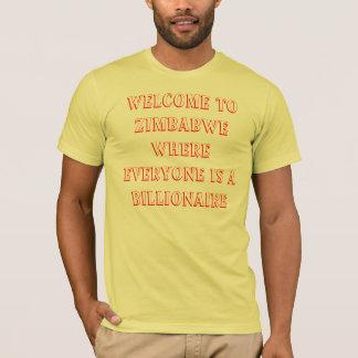 Zimbabwe Billionaire T-Shirt