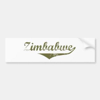 Zimbabwe Bumper Stickers
