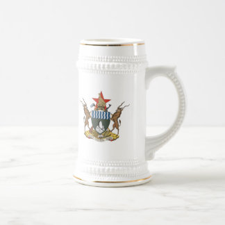 Zimbabwe Coat of Arms Mug