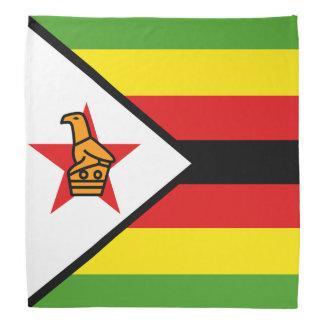 Zimbabwe Flag Bandana