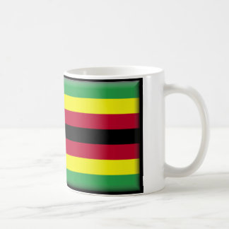 Zimbabwe Flag Coffee Mug
