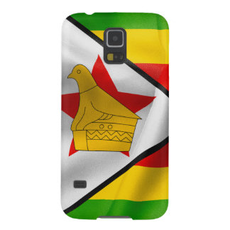 Zimbabwe Flag Galaxy S5 Cover