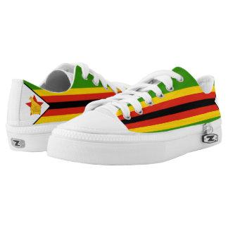 Zimbabwe Flag Low Tops