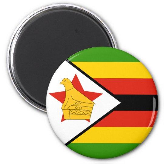 Zimbabwe Flag Magnet